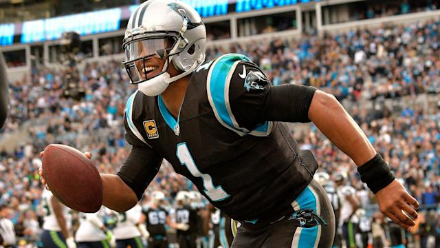 Carolina Panthers star Cam Newton's bid to focus his mind this offseason has seen him swear off sex for March.