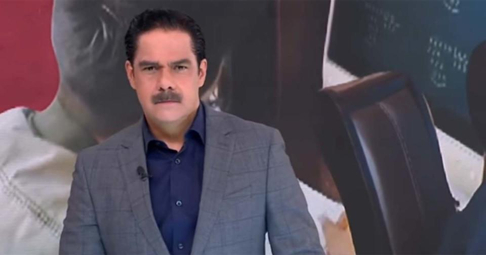 Foto: Captura de video Facebook Azteca Noticias