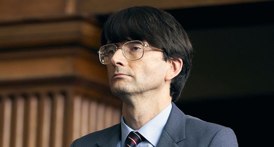 "David Tennant's gripping performance as serial killer Dennis Nilsen in the three-part ITV series <em>Des</em> was a big talking point when it aired in September. It even <a href=""https://uk.news.yahoo.com/des-itv-ratings-david-tennant-143230682.html"" data-ylk=""slk:broke a ratings record;outcm:mb_qualified_link;_E:mb_qualified_link;ct:story;"" class=""link rapid-noclick-resp yahoo-link"">broke a ratings record</a> for ITV at the time as the broadcaster's biggest drama launch of the year. (ITV)"