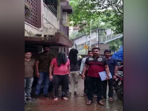 Armaan Kohli produced before court by NCB. (Photo/ANI)