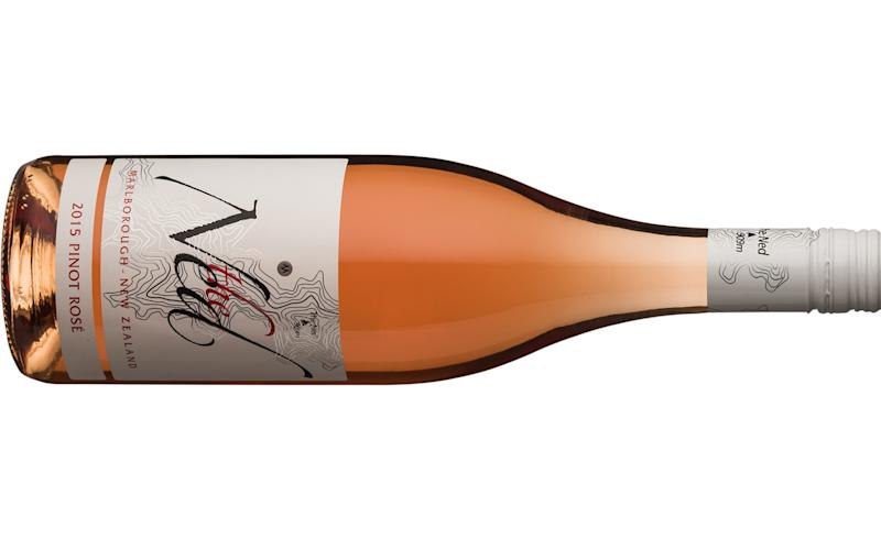 The Ned rose wine