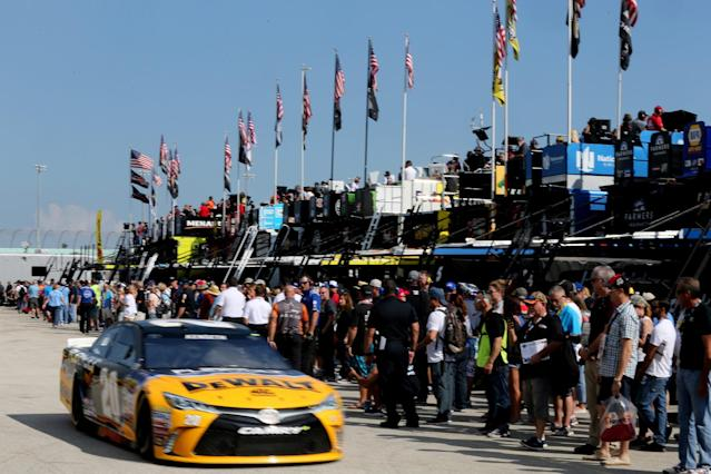 Matt Kenseth is the only active driver without a non-Chase title. (Getty)