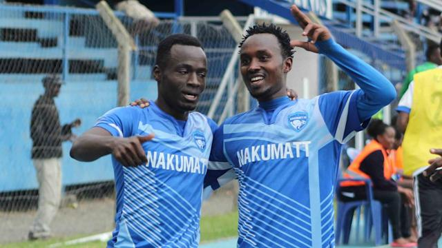 The result saw Nakumatt move from the basement of the log to leapfrog Sony Sugar, just five points shy of Tusker