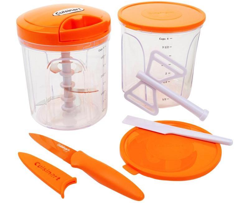Prep all your meals with this handy set. (Photo: HSN)