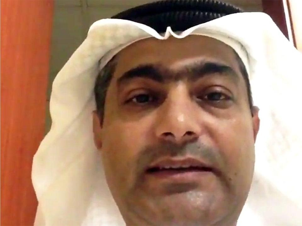 Ahmed Mansoor, although freed and pardoned, is barred from working in the UAE