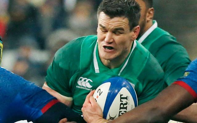 Jonathan Sexton is Ireland's playmaker-in-chief - AP
