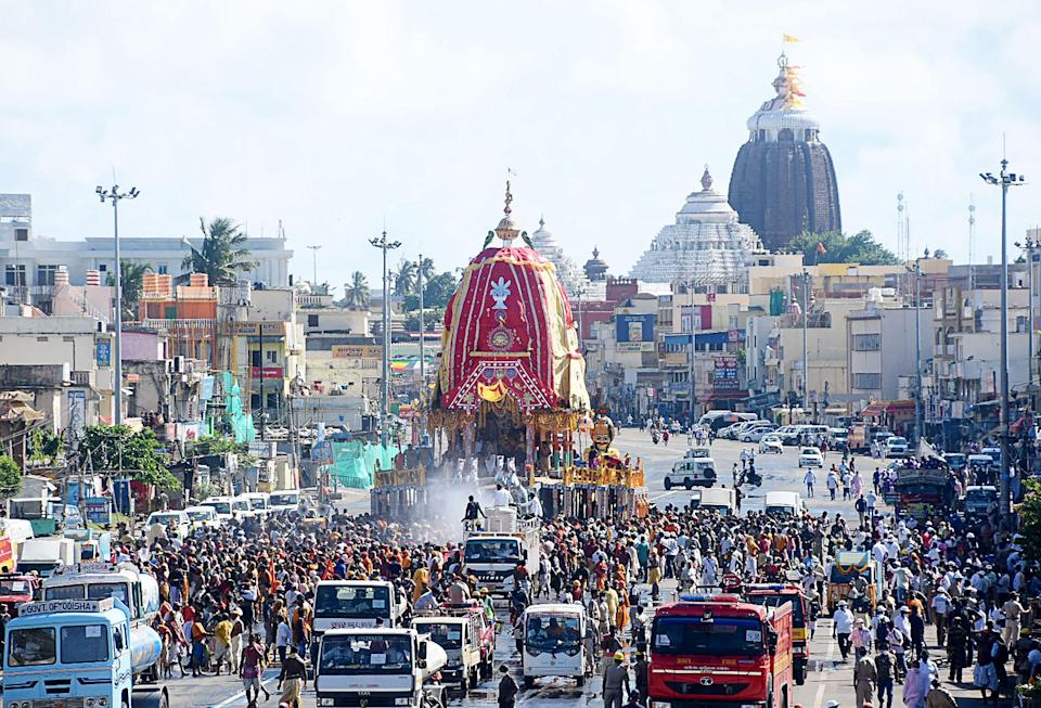 Puri, a coastal city in eastern India's Odisha, has become the first Indian city to get 24/7 clean drinking water  (Getty Images)