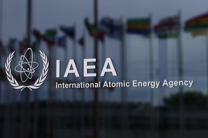 IAEA Director General Grossi holds news conference in Vienna