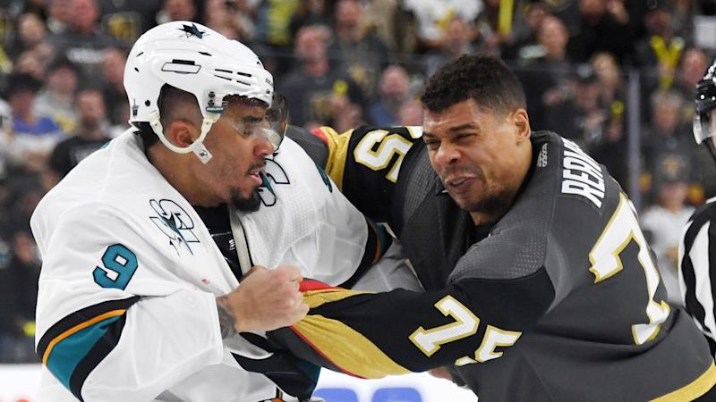 detailed look 44988 36ad9 NHL playoffs 2019: Evander Kane says fighting Ryan Reaves is ...