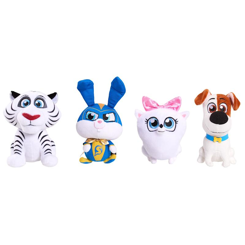 5d6aa4ac4aac JustPlay releases a line of The Secret Life of Pet 2 toys in time ...