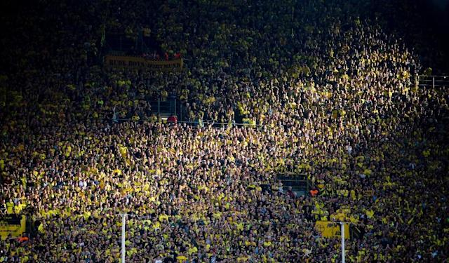 Fan-based football club ownership has given Germany cheap tickets and packed stadiums, but more money is needed to guarantee quality on the pitch (AFP Photo/ODD ANDERSEN)