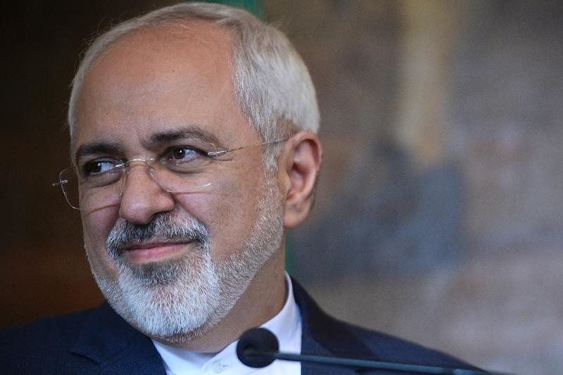 """Iran's Foreign Minister Mohammad Javad Zarif (pictured) last week said the reporter faced """"very serious"""" allegations but it was a matter for Iran's judiciary, insisting the case was free of political interference"""
