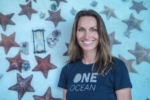 Leading Environmental Artist, Anne De Carbuccia, Will Be Speaker at the 2019 United Nations World Oceans Day Celebration on June 7, 2019