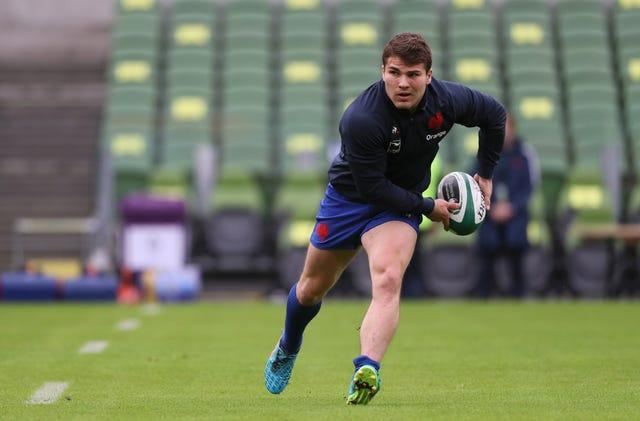 Antoine Dupont will need to be at his best if France are to win the title