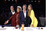 """<p>In a bid to prevent spoilers, the show requires a confidentiality agreement. Per the <a href=""""https://www.scribd.com/document/134719192/AGT-Contract?"""" rel=""""nofollow noopener"""" target=""""_blank"""" data-ylk=""""slk:cast's contract"""" class=""""link rapid-noclick-resp"""">cast's contract</a>, each contestant is barred from speaking about the the show and """"shall keep the strictest confidence"""" on all matters regarding their participation. </p>"""