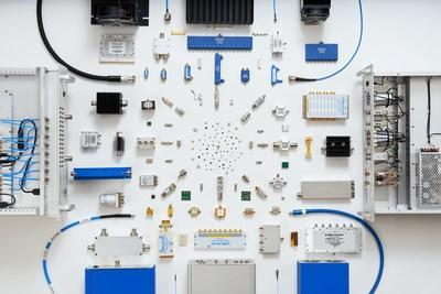 Mini-Circuits' industry-leading MMIC product lineup is globally distributed by Digi-Key Electronics