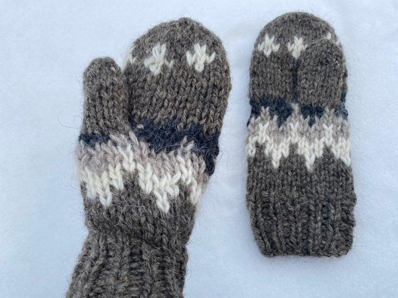 <p>Put these <span>Bernie Mittens</span> ($50) on the next time you trek into the cold.</p>