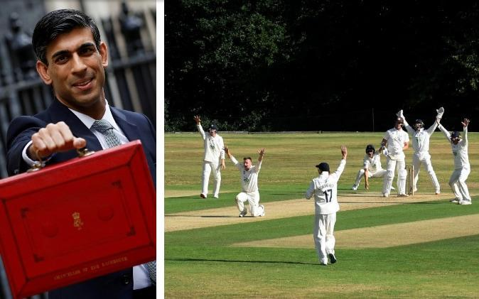 Exclusive: £300m summer sports survival package to be announced in Budget - with cricket the big winner - REUTERS/GETTY IMAGES