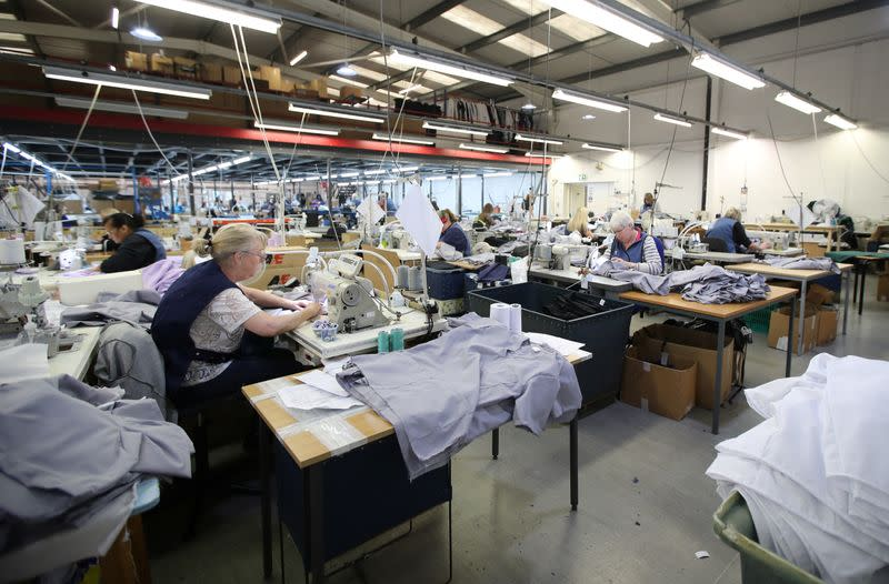 UK factory output grows at fastest rate since 2017 - PMI