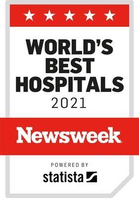 """For the third consecutive year, CarolinaEast Medical Center is named one of the top best hospitals in the United States by Newsweek magazine in their annual """"World's Best Hospitals"""" rankings released in March. The 2021 list lands CarolinaEast at 115 out of 6,090 hospitals in the United States. In addition to a ranking in the top 2% of United States hospitals, Newsweek also recognized CarolinaEast for performing above the average in Infection Prevention measures."""