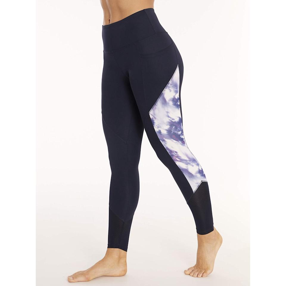 """<p>The print on these <a href=""""https://www.popsugar.com/buy/Bally-Total-Fitness-Active-Momentum-Leggings-422540?p_name=Bally%20Total%20Fitness%20Active%20Momentum%20Leggings&retailer=walmart.com&pid=422540&price=17&evar1=fit%3Aus&evar9=45889663&evar98=https%3A%2F%2Fwww.popsugar.com%2Ffitness%2Fphoto-gallery%2F45889663%2Fimage%2F46615511%2FBally-Total-Fitness-Active-Momentum-Leggings&list1=shopping%2Cworkout%20clothes%2Cwalmart%2Cfitness%20gear%2Cfitness%20shopping&prop13=api&pdata=1"""" rel=""""nofollow"""" data-shoppable-link=""""1"""" target=""""_blank"""" class=""""ga-track"""" data-ga-category=""""Related"""" data-ga-label=""""https://www.walmart.com/ip/Bally-Women-s-Active-Momentum-Legging-27/515511148"""" data-ga-action=""""In-Line Links"""">Bally Total Fitness Active Momentum Leggings</a> ($17) is so fun.</p>"""