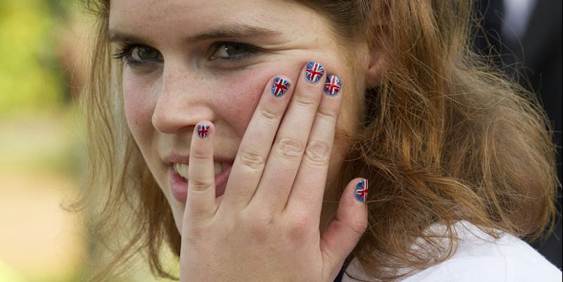 Princess Eugenie Is A Royal Nail Art Rebelbut Will She Go Safe On
