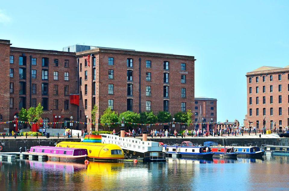 """<p>All aboard the Skylark, a 38-passenger boat which sets sail from the famous Albert Docks and cruises around the wharf, taking in the big wheel and other scenic sites, with lights, music and free bubbly. Good times.</p><p>From £25 per person.</p><p><a class=""""link rapid-noclick-resp"""" href=""""https://albertdockboatcruises.co.uk/"""" rel=""""nofollow noopener"""" target=""""_blank"""" data-ylk=""""slk:BOOK HERE"""">BOOK HERE</a></p>"""