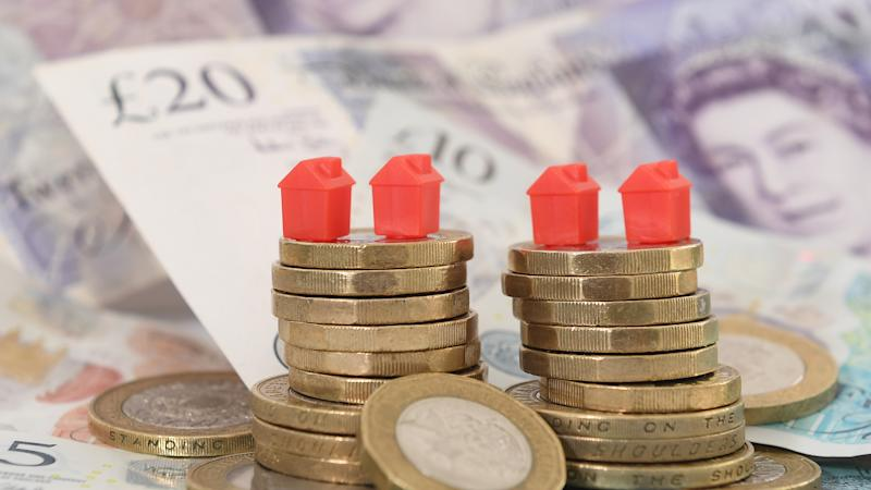 First-time buyer numbers up in October but re-mortgage activity falls sharply