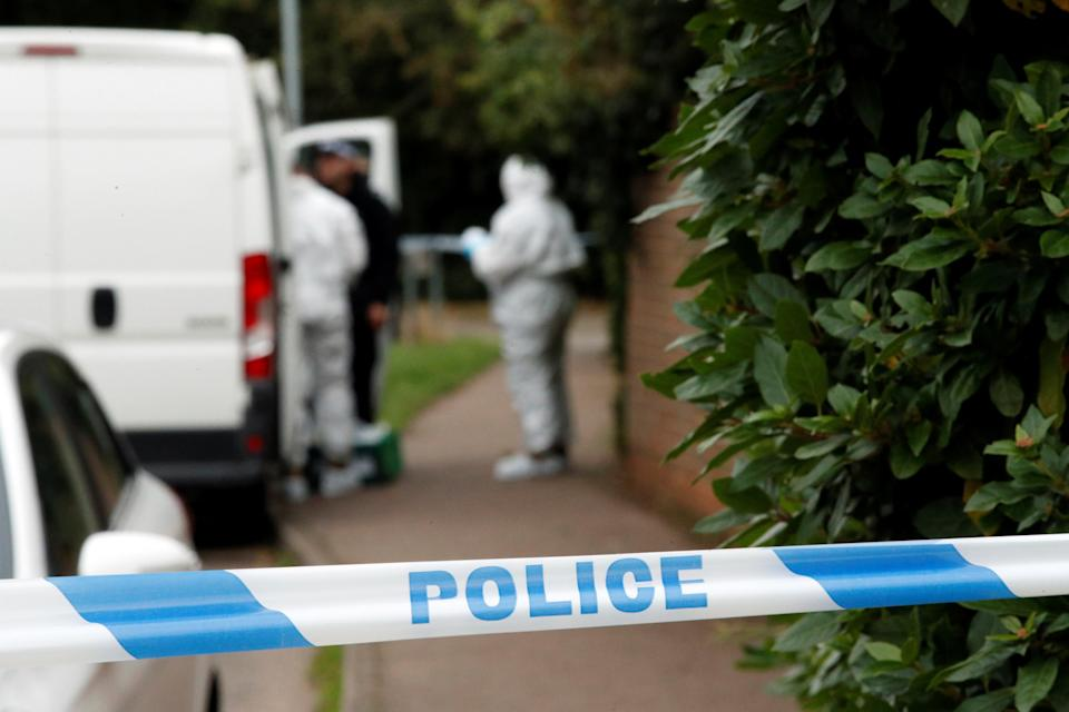 <p>The teenager's family have been informed and are being supported by specialist officers</p> (REUTERS)