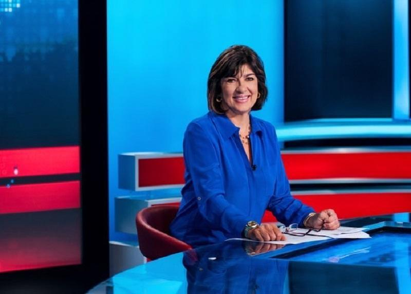Amanpour said she is 'confident' in her recovery. — Picture via Instagram/camanpour