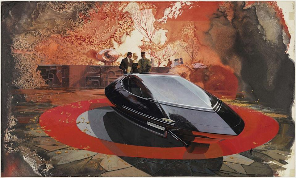 Photo credit: Syd Mead