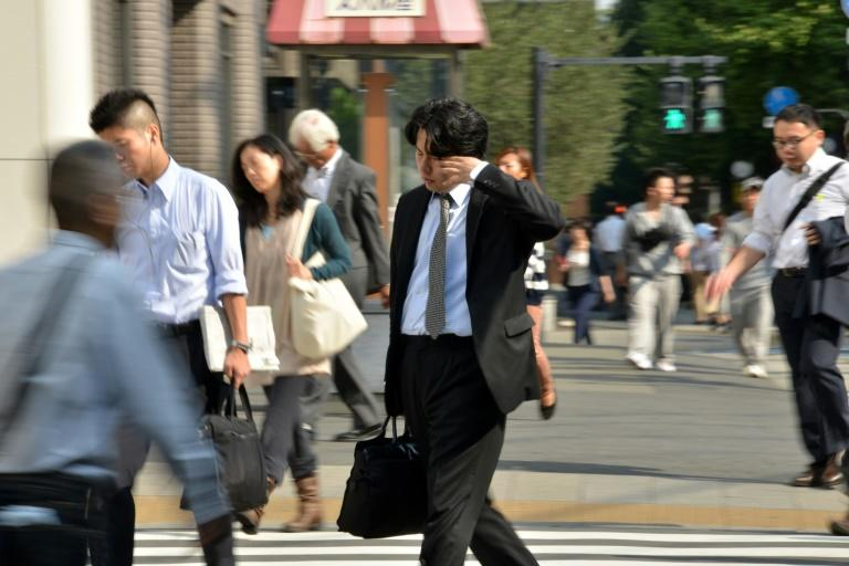 Japanese workers famously put in long hours, leading in extreme cases to karoshi, or death from overwork