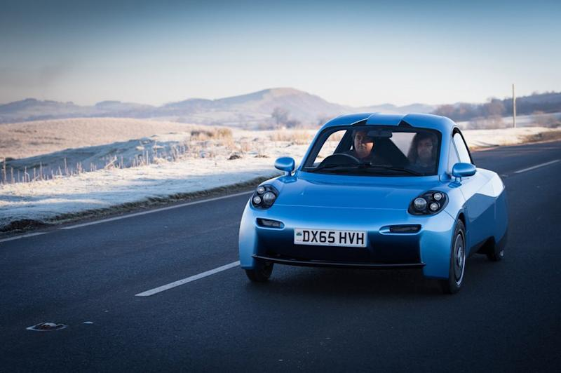 Welsh startup Riversimple receives two grants for its hydrogen car