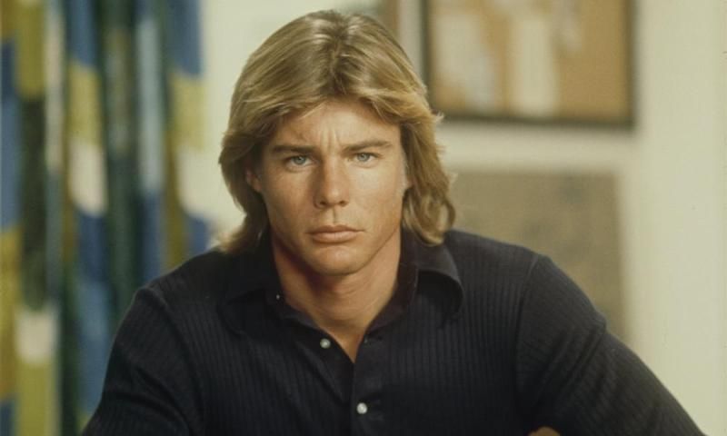 Jan-Michael Vincent in Marcus Welby, MD, 1973.