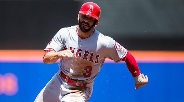 "<p>Coming off an 88-loss season a year ago the Angels are trending in the right direction, but with <a href=""https://www.si.com/mlb/2017/05/29/mike-trout-bryce-harper-fight-brawl-hunter-strickland-nationals-giants"" rel=""nofollow noopener"" target=""_blank"" data-ylk=""slk:Mike Trout sidelined"" class=""link rapid-noclick-resp"">Mike Trout sidelined</a> for the next six to eight weeks by surgery to repair a torn UCL in his left thumb, it's unrealistic to think that they can remain relevant for much longer. As my frequent SI colleague Joe Sheehan pointed out in <a href=""http://joesheehan.com/"" rel=""nofollow noopener"" target=""_blank"" data-ylk=""slk:his indispensable newsletter"" class=""link rapid-noclick-resp"">his indispensable newsletter</a>, the rest of the offense besides Trout was ""hitting"" a combined .226/.297/.344 en route to -0.7 WAR, which bodes poorly. Among the pitchers, Tyler Skaggs (oblique) is out until the end of the month and Garret Richards (biceps irritation) won't be back until August, so even if the bats of infielder Danny Espinosa, outfielder Kole Calhoun and DH Albert Pujols show some life, don't expect to see a pennant race in Anaheim this September.</p><p>As for what players could be dealt, Espinosa, pitcher Jesse Chavez, third baseman Yunel Escobar, resurgent outfielder Cameron Maybin and newly-minted closer (!) Bud Norris are pending free agents, while pitchers Ricky Nolasco and Huston Street have club options.</p>"