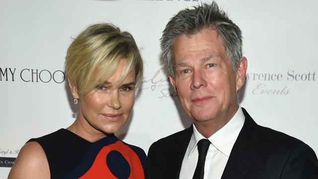 Yolanda Foster Has Officially Filed For Divorce From David