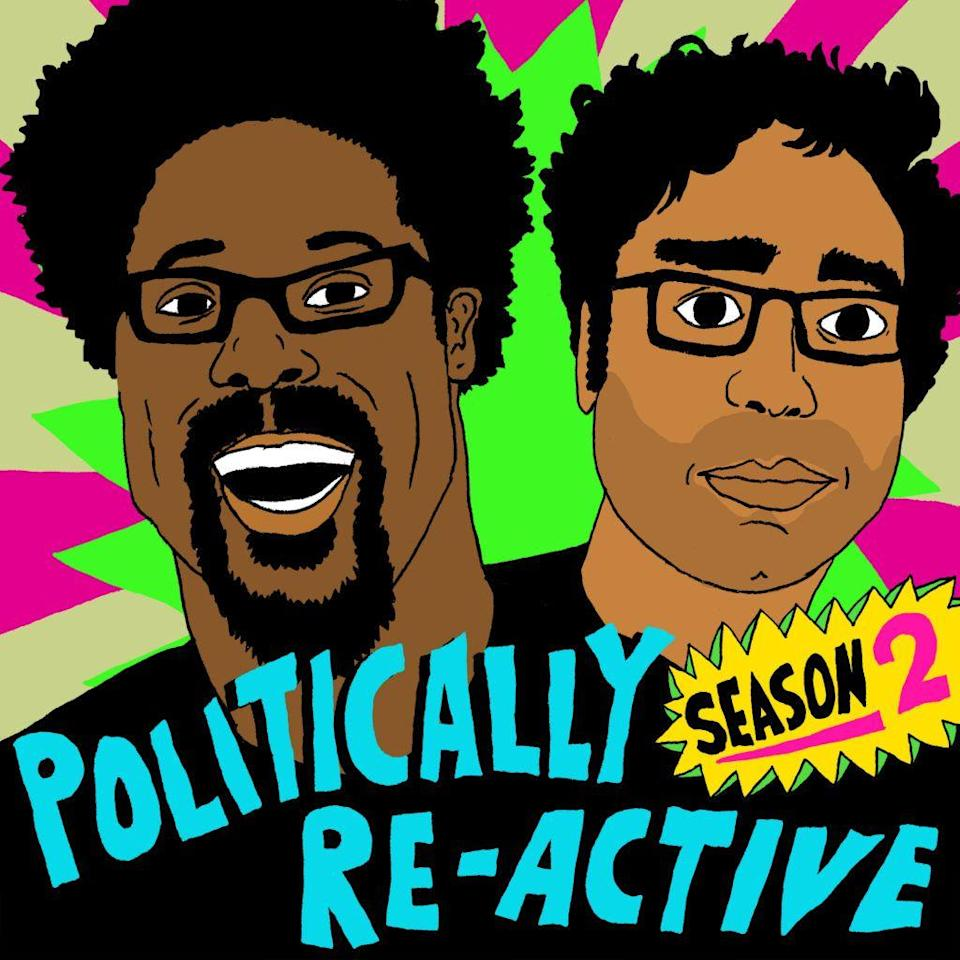 "<p>Why would two comedians want to research politics in America? Find out here. Emmy award-winner Kamau Bell and Hari Kondabolu use their platform to contextualize racial, cultural, and religious forms of oppression that are deeply embedded in American society. </p><p>Their series began as a form of comedic relief and a brief toolbox that could help the average American fend through the Trump era. Through extensive research, interviews with Bell Hooks and #BlackLivesMatter co-founder Alicia Garza, these two comedians offer advice for those striving to become ""allies.""</p>"