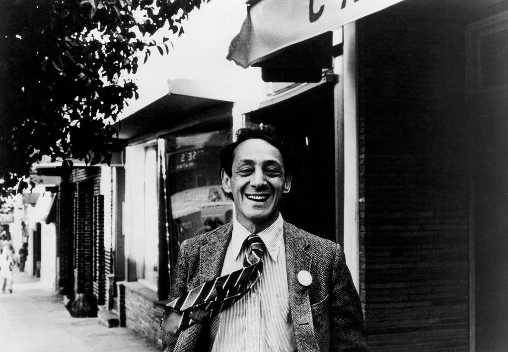 """<a href=""""http://movies.yahoo.com/movie/1800127926/info"""">THE TIMES OF HARVEY MILK</a> (1984) <br> Directed by: Robert Epstein<br><br>Robert Epstein's Oscar-winning work traces the rise, death, and legacy of Harvey Milk, the first openly gay man to get elected into public office."""