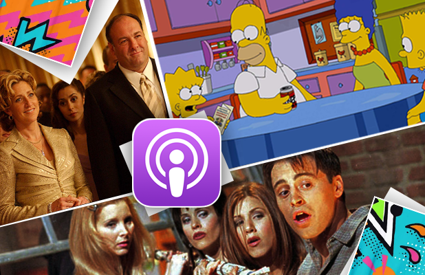How Podcasts Give Classic TV Shows New Life
