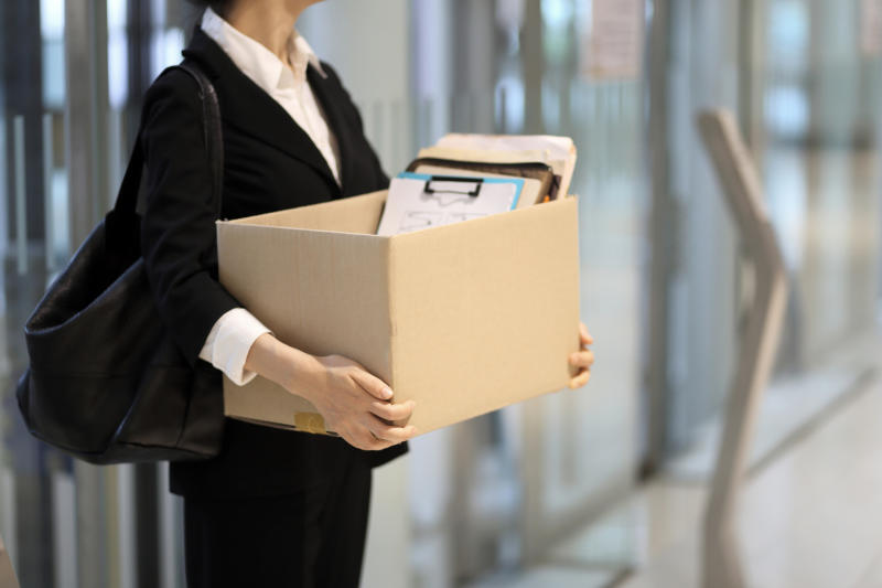 Fired unfairly? Two small business groups want to make it more expensive to lodge an unfair dismissal claim. (Source: Getty)