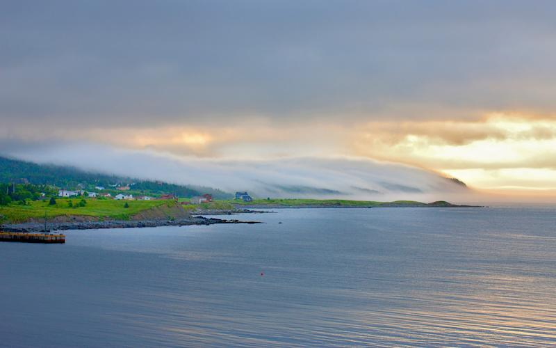 Witless Bay, Newfoundland - This content is subject to copyright.