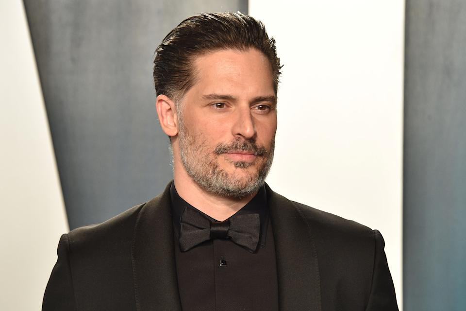 BEVERLY HILLS, CALIFORNIA - FEBRUARY 09: Joe Manganiello attends the 2020 Vanity Fair Oscar Party at Wallis Annenberg Center for the Performing Arts on February 09, 2020 in Beverly Hills, California. (Photo by David Crotty/Patrick McMullan via Getty Images)