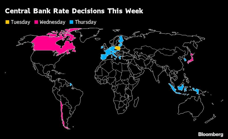 China Gives World First View of Post-Lockdown Rebound: Eco Week
