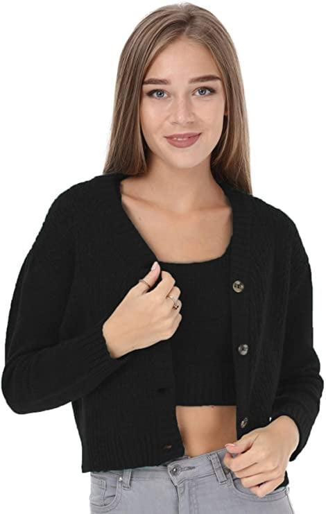 <p>This <span>Beneliza Cardigan Set</span> ($30) is an amazing deal.</p>