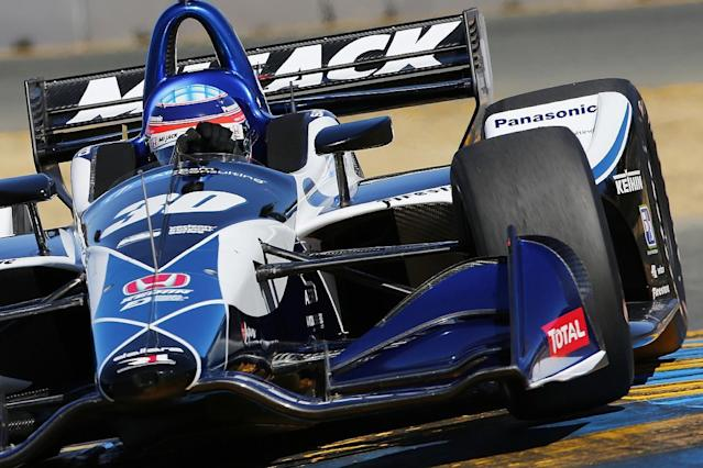 Sato gets new Rahal IndyCar deal