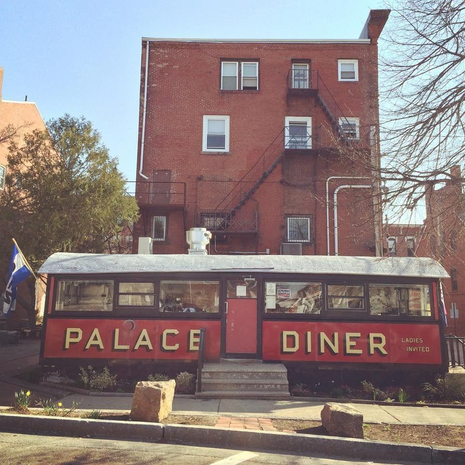 """<p>Most diners have some level of charm, but few as much as Biddeford's <a href=""""https://www.tripadvisor.com/Restaurant_Review-g40516-d943718-Reviews-Palace_Diner-Biddeford_Maine.html"""" rel=""""nofollow noopener"""" target=""""_blank"""" data-ylk=""""slk:Palace Diner"""" class=""""link rapid-noclick-resp"""">Palace Diner</a>, housed inside an old Pollard dining car. Back in 1927 it remained open 24 hours for local mill workers—now you'll have to come during open hours to enjoy the Lumberjack breakfast or fried chicken.</p>"""