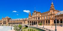 """<p>Madrid and Barcelona get more love, but don't overlook Seville. Top attractions include the <a href=""""https://go.redirectingat.com?id=74968X1596630&url=https%3A%2F%2Fwww.tripadvisor.com%2FAttraction_Review-g187443-d191137-Reviews-Seville_Cathedral-Seville_Province_of_Seville_Andalucia.html&sref=https%3A%2F%2Fwww.redbookmag.com%2Flife%2Fg37132507%2Fup-and-coming-travel-destinations%2F"""" rel=""""nofollow noopener"""" target=""""_blank"""" data-ylk=""""slk:Seville Cathedral"""" class=""""link rapid-noclick-resp"""">Seville Cathedral</a> and <a href=""""https://go.redirectingat.com?id=74968X1596630&url=https%3A%2F%2Fwww.tripadvisor.com%2FAttraction_Review-g187443-d191139-Reviews-Real_Alcazar-Seville_Province_of_Seville_Andalucia.html&sref=https%3A%2F%2Fwww.redbookmag.com%2Flife%2Fg37132507%2Fup-and-coming-travel-destinations%2F"""" rel=""""nofollow noopener"""" target=""""_blank"""" data-ylk=""""slk:Alcazar Palace"""" class=""""link rapid-noclick-resp"""">Alcazar Palace</a>, which appeared in <em>Game of Thrones</em>. You'll find contemporary works at the Andalusia Contemporary Art Centre, and the recently opened <a href=""""https://go.redirectingat.com?id=74968X1596630&url=https%3A%2F%2Fwww.tripadvisor.com%2FHotel_Review-g187443-d10985581-Reviews-Mercer_Hotel_Sevilla-Seville_Province_of_Seville_Andalucia.html&sref=https%3A%2F%2Fwww.redbookmag.com%2Flife%2Fg37132507%2Fup-and-coming-travel-destinations%2F"""" rel=""""nofollow noopener"""" target=""""_blank"""" data-ylk=""""slk:Mercer Sevilla"""" class=""""link rapid-noclick-resp"""">Mercer Sevilla</a>, housed in a former Andalusian palace, is a gorgeous boutique hotel with modern interiors and a rooftop pool and bar. <br></p>"""