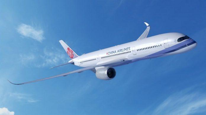 <p>China Airlines plane(Photo courtesy of China Airlines)</p>