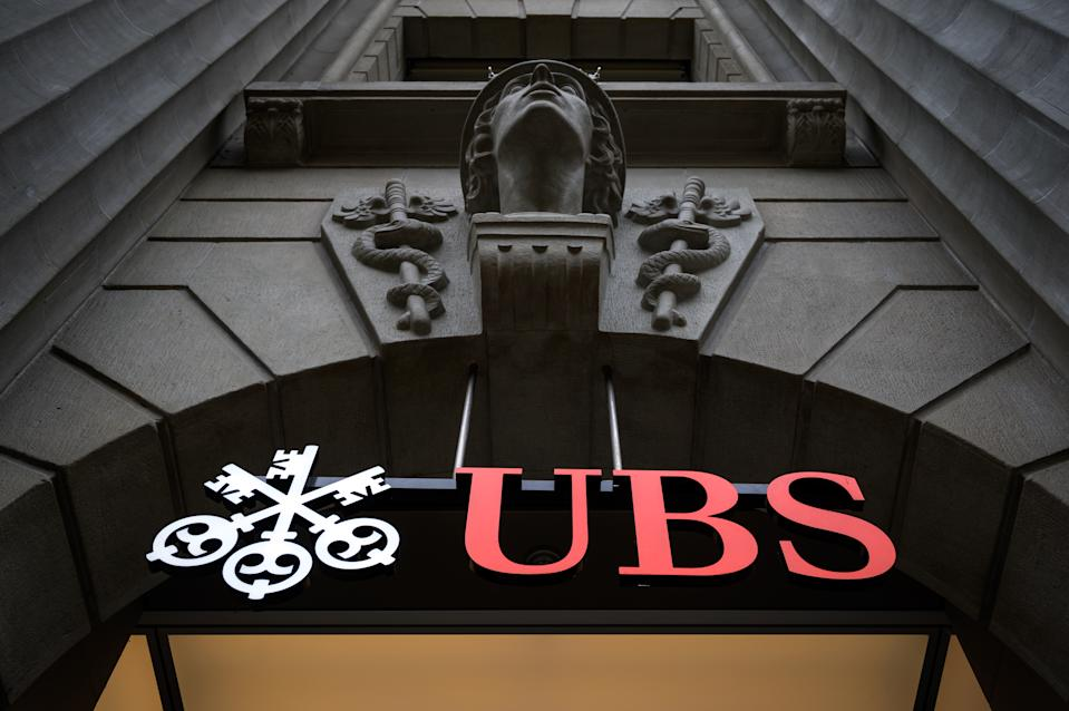 UBS headquarters in Zurich, Switzerland. Photo: Fabrice Coffrini/AFP via Getty Images