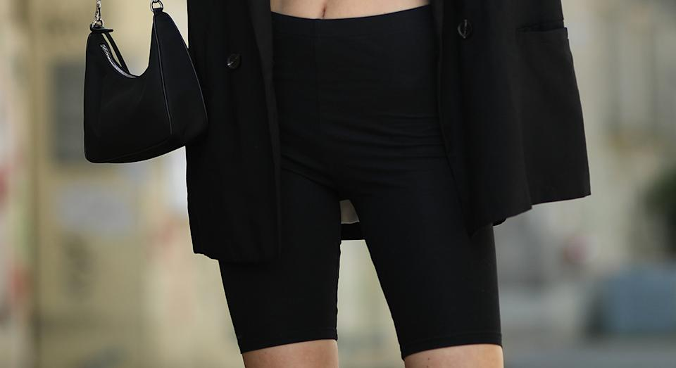 M&S launch longer-length anti-chafing shorts with thigh-shaping feature. (Getty Images)
